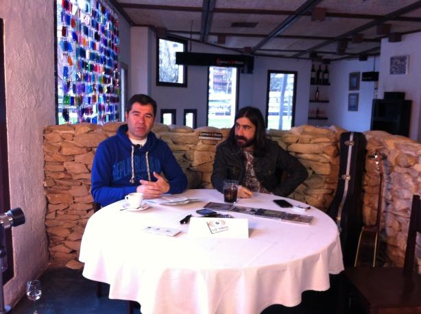 Grabacion de LaVisita con Rafa Castejon y Daniel Merino en Larruzz (46)