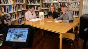 MAYRA GOMEZ KEMP con JabierCalle para LaVisita desde Centro Documentacion Mujer BILBAO (65)